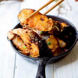 Skinny Chinese Pan-Fried Fish.