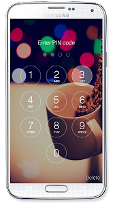 Passcode Lock Screen screenshot 3