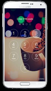 Passcode Lock Screen screenshot 03