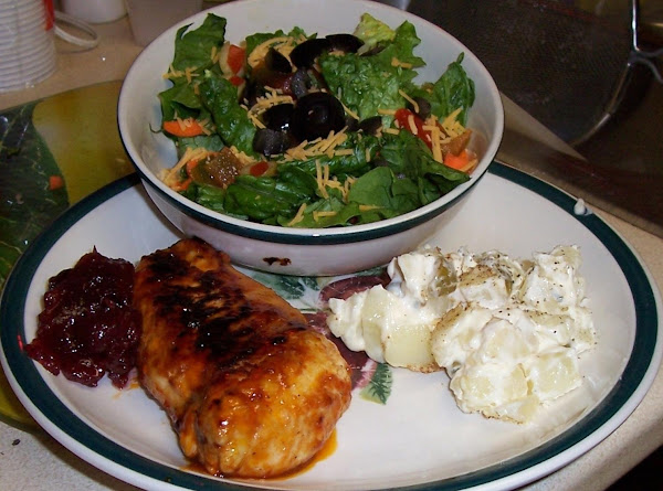 Barbecued Chicken On The Stovetop Recipe