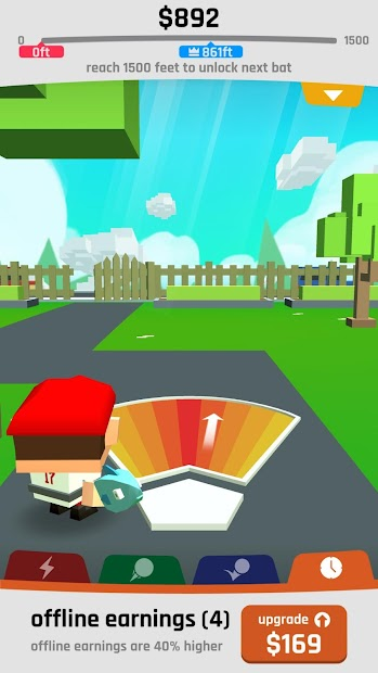 Baseball Boy! Android App Screenshot