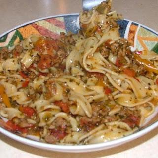 Dinner Egg Noodles Recipes
