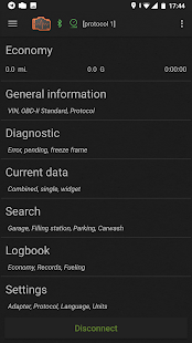 inCarDoc Pro | ELM327 OBD2 Scanner Bluetooth/WiFi Screenshot