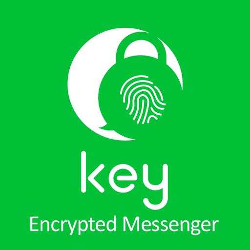 Key Encrypted Messenger (app)