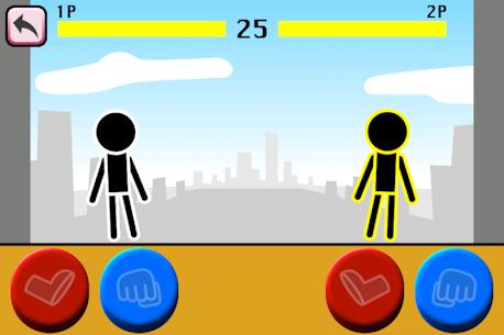 Fighting games Mokken: stick man battle 9