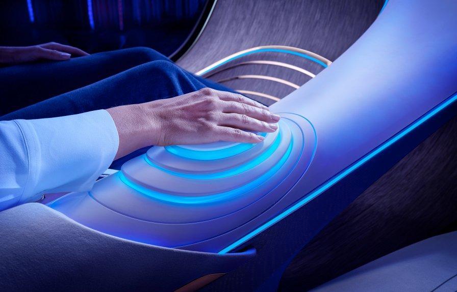 Mercedez-Benz Hadirkan Mobil Konsep Super Canggih Yang Terinspirasi Dari Film Avatar