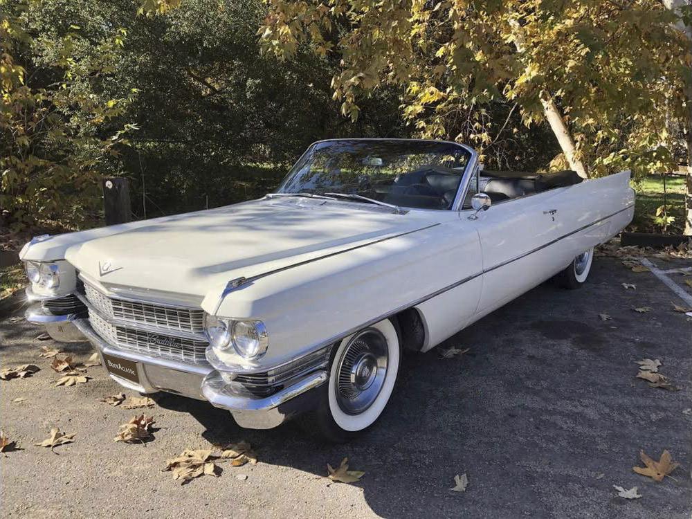 Cadillac Series 62 Eldorado Hire San Diego
