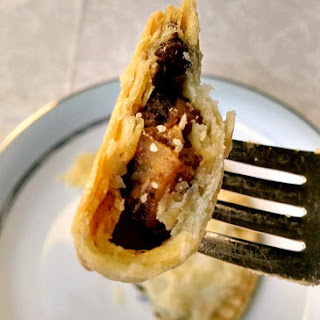 #10 Days of Tailgate Day 4 – Curried @MapleLeafFarms Duck Mini Meat Pies.