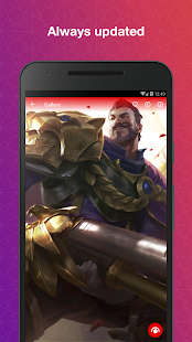 League of Wallpapers Legends - náhled