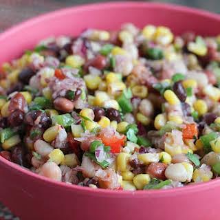 Randall Beans Mexican Bean Salad.