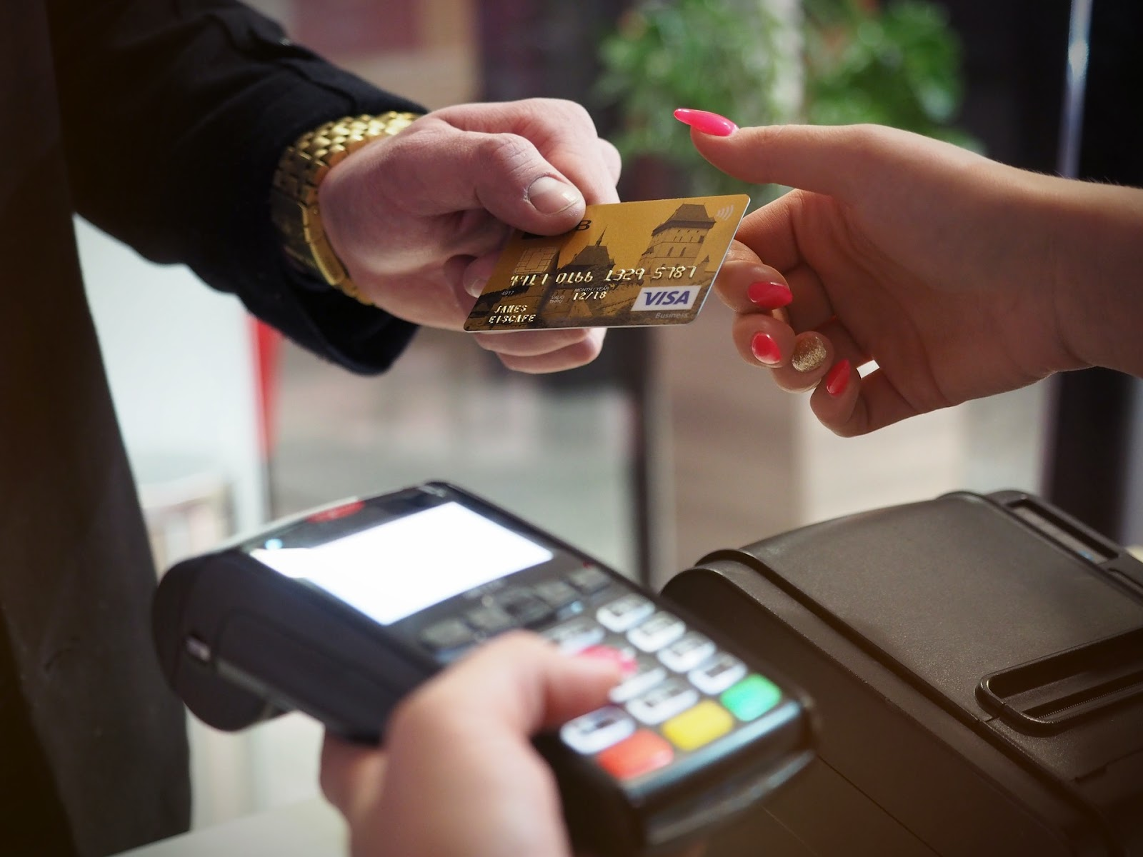 What is an ATM Credit?