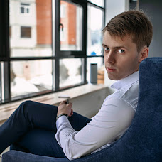 Wedding photographer Aleksandr Ruskikh (Ruskih). Photo of 02.04.2018