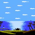 Pixel Beach Live Wallpaper icon