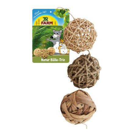 JR Farm Naturboll Trio 8cm