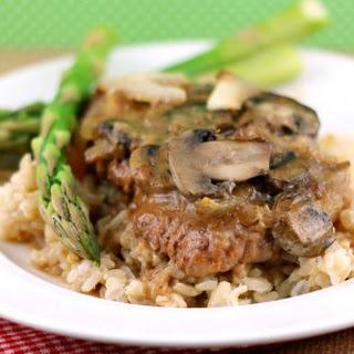 Fork Tender Cube Steaks in Gravy.