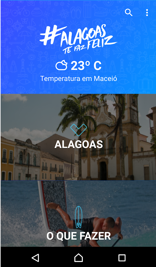 Turismo Alagoas- screenshot