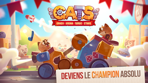 CATS: Crash Arena Turbo Stars  captures d'écran 6