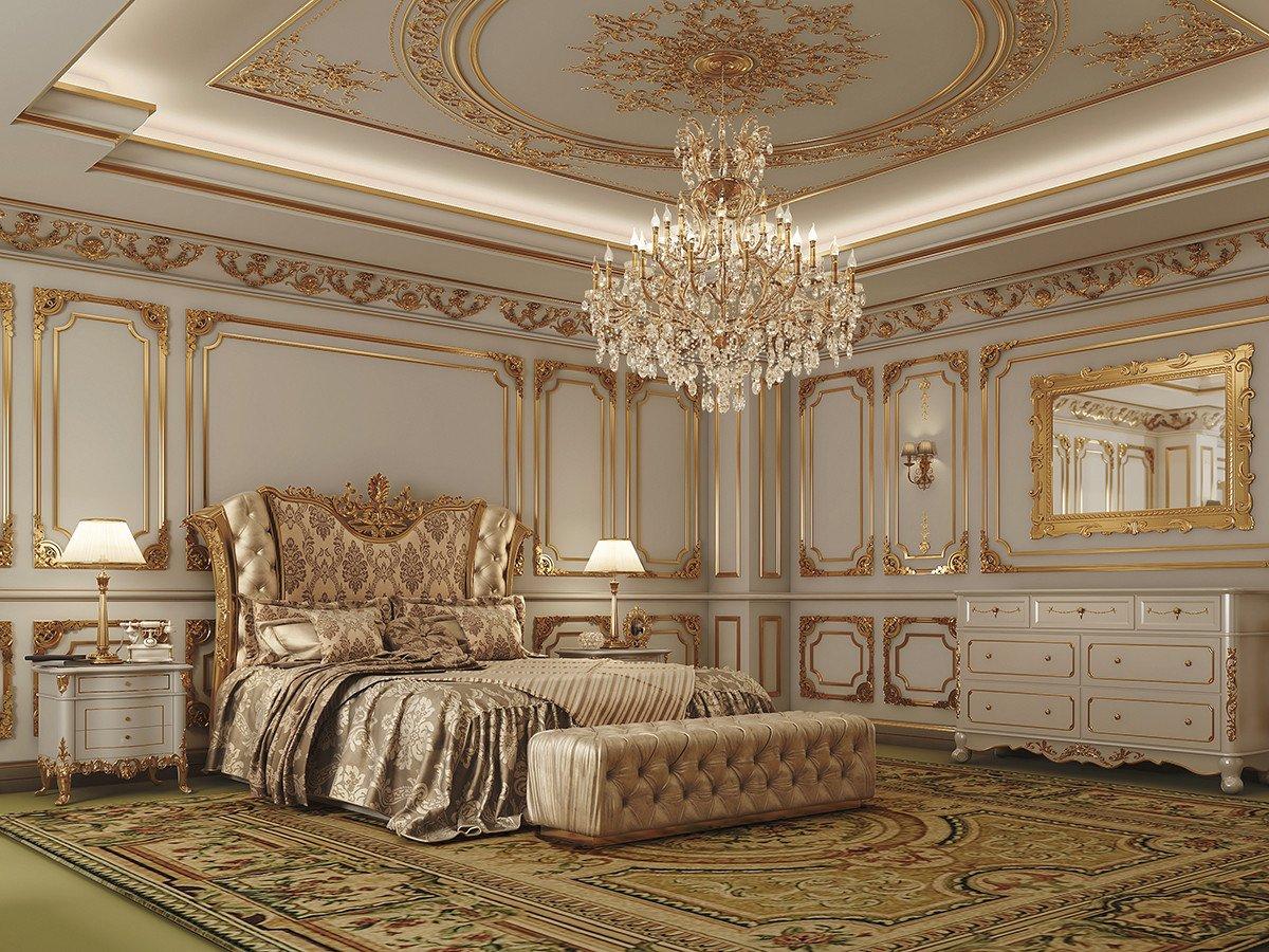 Luxury Classic Bedroom Ideas