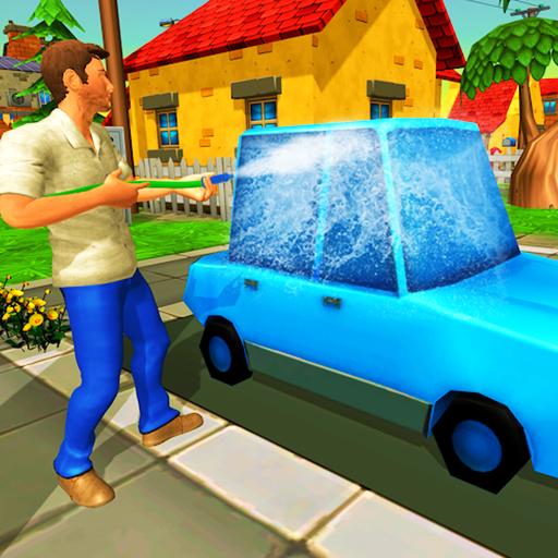 Virtual Dad Mother Family Life Simulator التطبيقات على