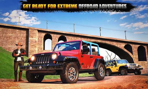 Spin Tires Offroad Truck Driving: Tow Truck Games 1.3 Mod screenshots 5