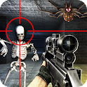 Gun Shooter VS Spiders Skeletons :Dungeon Survival icon