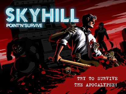 SKYHILL Screenshot
