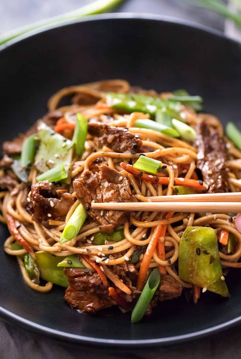 10 Best Chinese Stir Fry Sauce For Beef Recipes