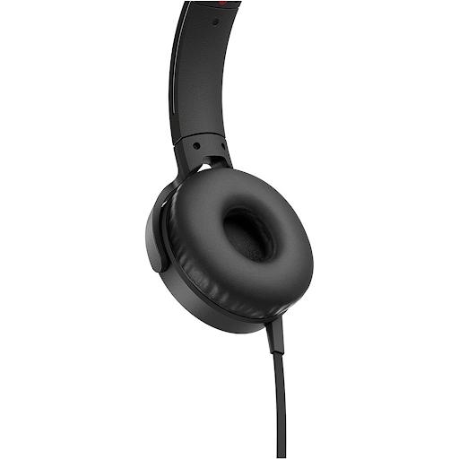 Tai nghe Sony MDR-XB550AP (Đen)-5