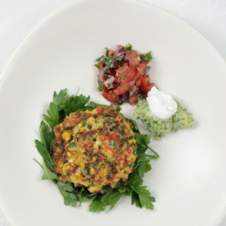 Gluten Free Sweetcorn Fritters Recipe