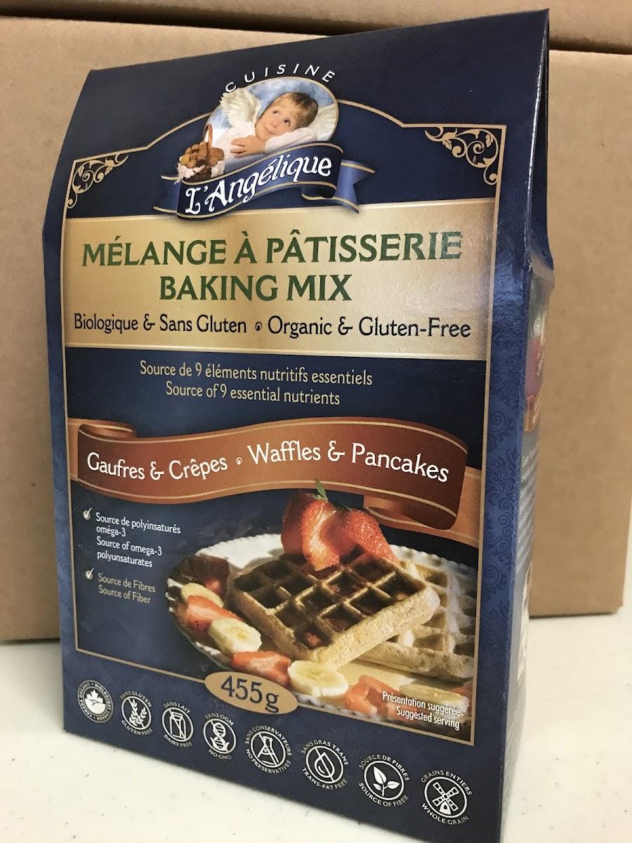 Waffle & Pancake Mix