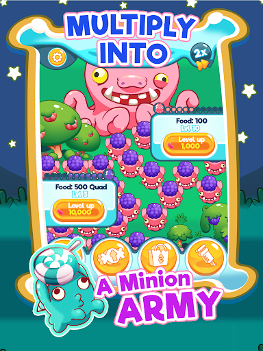 玩免費策略APP|下載Candy Minion - Idle Clicker app不用錢|硬是要APP