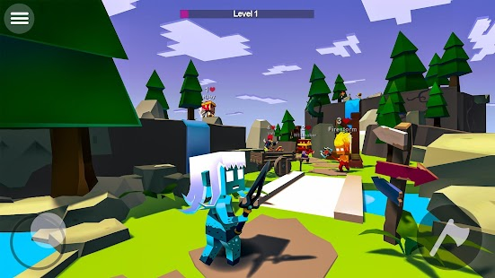 AXES.io Screenshot
