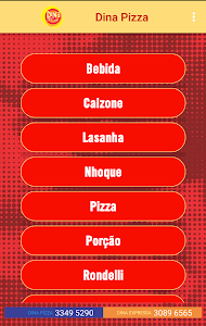 Dina Pizza screenshot 0