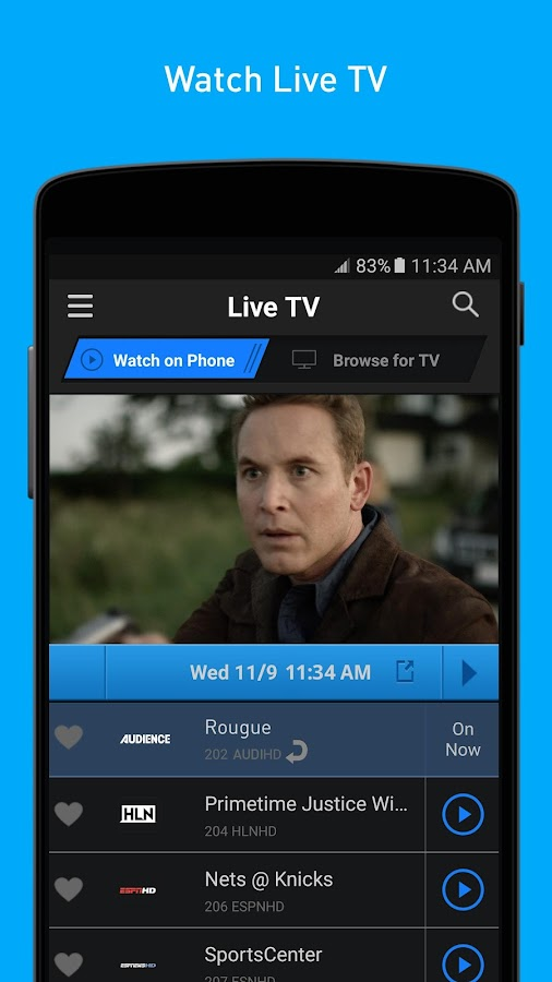 DIRECTV- screenshot