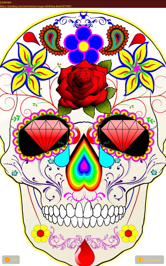 Day of the Dead Wallpapers  Android Apps on Google Play