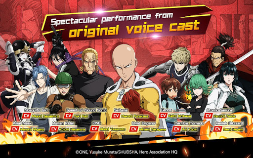 ONE PUNCH MAN: The Strongest (Authorized) apktram screenshots 17