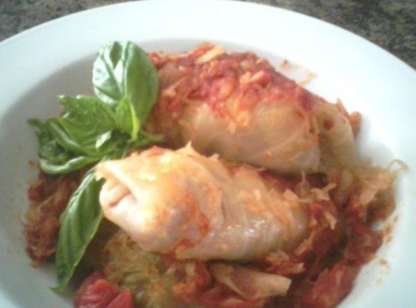 Grandma Lee's Cabbage Rolls Recipe