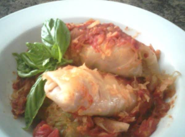 Grandma Lee's Cabbage Rolls Recipe