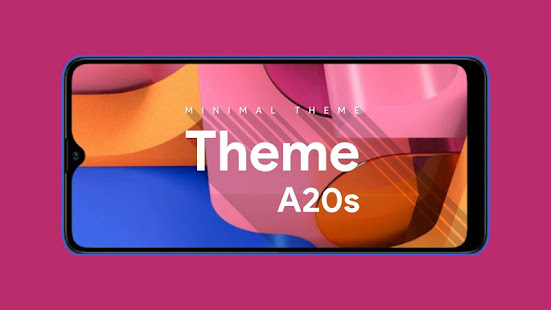 Theme Skin For Galaxy A20s Wallpapers Iconpack Apps On Google Play
