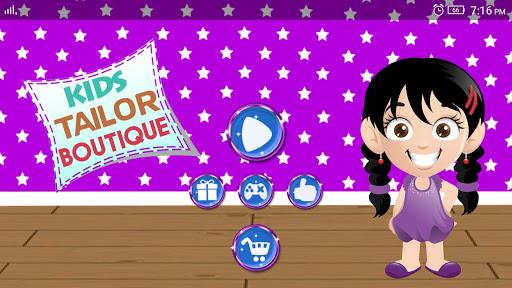 Kids Tailor Boutique: Fun Star