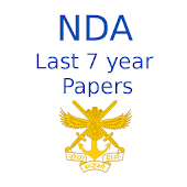 NDA Previous 7 Year Paper