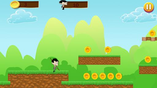 Mr Pean Adventure Run 1.1.2 screenshots 6