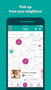 OLIO – Share more. Waste less. 5