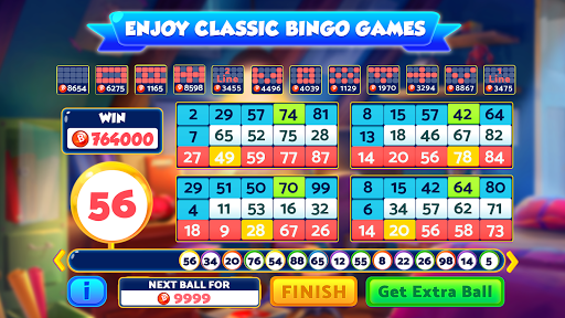 Bingo Bash: Live Bingo Games & Free Slots By GSN screenshot 3