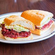 #19 on French Roll (Full Sandwich)