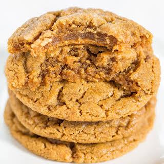 The Best Flourless Peanut Butter Cookies.