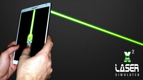 Laser Pointer X2 Simulator- screenshot thumbnail