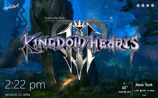 Kingdom Hearts 3 HD Wallpapers Games Theme