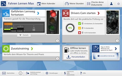 Fahren Lernen - Your driver's license training screenshot 12