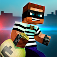 ? Robber Race Escape ? Police Car Gangster Chase icon